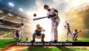 Permainan Sbobet Judi Baseball Online