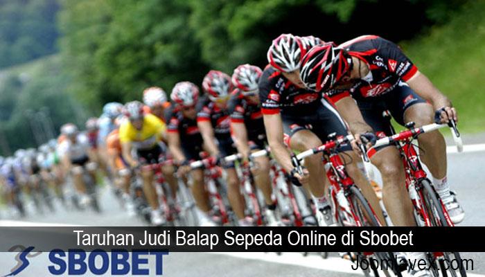 Taruhan Judi Balap Sepeda Online di Sbobet