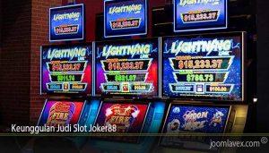 Keunggulan Judi Slot Joker88